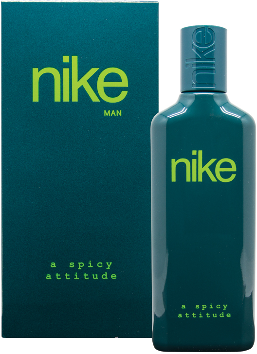 Nike Spicy Attitude Man - Тоалетна вода — снимка N1