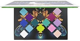 Парфюмерия и Козметика Палитра сенки за очи - Moira Never Ending Lights Shadow Palette
