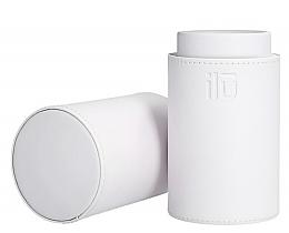 Парфюмерия и Козметика Кутия за четки, бяла - Ilu White Brush Tube