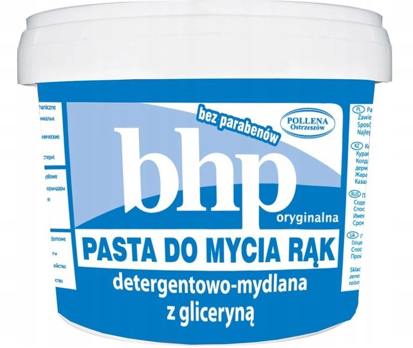 Почистваща паста за ръце - BHP Handwashing Paste