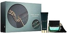 Парфюми, Парфюмерия, козметика Marc Jacobs Decadence - Комплект (парф. вода/50ml + душ гел/75ml)