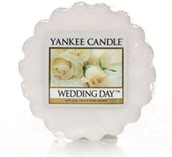 Парфюми, Парфюмерия, козметика Ароматен восък - Yankee Candle Wedding Day Wax Melts