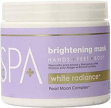 Парфюми, Парфюмерия, козметика Изсветляваща маска за тяло - BCL Spa White Radiance Brightening Mask