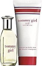 Парфюми, Парфюмерия, козметика Tommy Hilfiger Tommy Girl - Комплект (edt/50ml + b/wash/100ml)