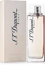 Парфюмерия и Козметика Dupont Essence Pour Femme - Тоалетна вода