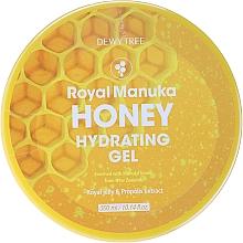 Парфюмерия и Козметика Хидратиращ гел с кралски мед от манука - Dewytree Royal Manuka Honey Hydrating Gel