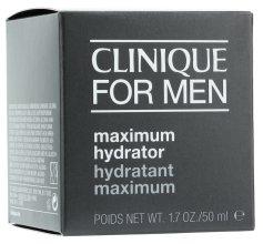 Парфюми, Парфюмерия, козметика Овлажняващ гел-крем за лице - Clinique Skin Supplies For Men Maximum Hydrator