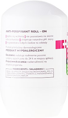Дезодорант рол-он - Anida Pharmacy Medisoft Woman Deo Roll-On — снимка N2