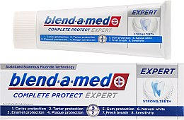 Парфюми, Парфюмерия, козметика Паста за зъби - Blend-a-med Oral-B Complete Protect Expert Strong Teeth Toothpaste
