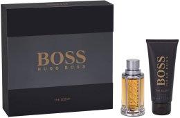 Парфюми, Парфюмерия, козметика Hugo Boss The Scent - Комплект (тоал. вода/50ml + душ гел/100ml)