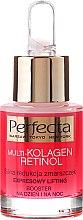 Бустер за лице - Dax Cosmetics Perfecta Multi-Collagen Retinol Booster — снимка N2