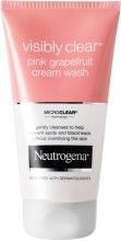 Парфюми, Парфюмерия, козметика Измиващ крем за лице - Neutrogena Visibly Clear