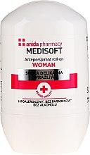 Парфюмерия и Козметика Дезодорант рол-он - Anida Pharmacy Medisoft Woman Deo Roll-On