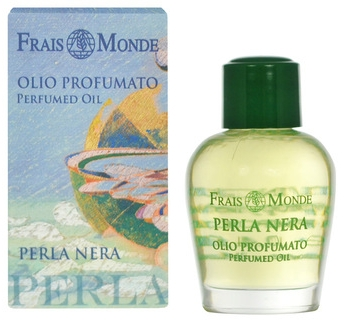 Парфюмно масло - Frais Monde Perla Nera Perfumed Oil — снимка N1