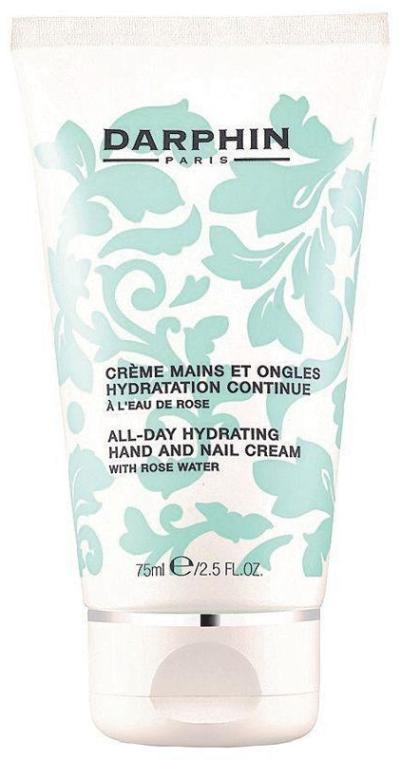 Хидратиращ крем за ръце и нокти - Darphin All-Day Hydrating Hand & Nail Cream With Rose Water — снимка N1