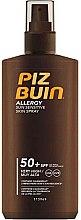 Парфюмерия и Козметика Слънцезащитен спрей за тяло - Piz Buin Allergy Spray Spf50