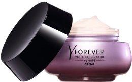 Парфюми, Парфюмерия, козметика Укрепващ крем за лице и шия - Yves Saint Laurent Forever Youth Liberator Y-Shape Cream