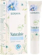 Парфюмерия и Козметика Хидратиращ околоочен крем - Soraya Moisturizing Eye Cream