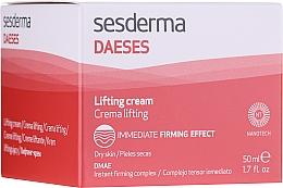 Парфюмерия и Козметика Лифтинг крем за лице - SesDerma Laboratories Daeses Immediate Firming Effect Lifting Cream