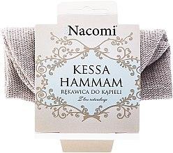 Парфюмерия и Козметика Ръкавица за баня - Nacomi Kessa Hammam