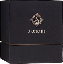 "Ароматна свещ ""Ванилов кехлибар"" - Essencias De Portugal Senses Saudade Vanilla Amber Candle — снимка N2"