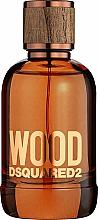 Парфюмерия и Козметика Dsquared2 Wood Pour Homme - Тоалетна вода (тестер с капачка)
