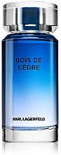 Парфюми, Парфюмерия, козметика Karl Lagerfeld Bois De Cedre - Тоалетна вода (тестер с капачка)