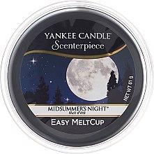 Парфюмерия и Козметика Ароматен восък - Yankee Candle Midsummer Night Scenterpiece Melt Cup