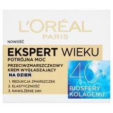 Парфюмерия и Козметика Дневен крем за лице - L'Oreal Paris Age Specialist Expert Day Cream 40+