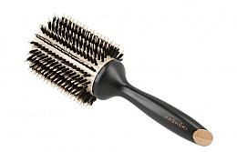 Парфюмерия и Козметика Кръгла четка за коса, 50 мм - Kashoki Hair Brush Natural Beauty