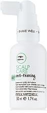 Парфюмерия и Козметика Тоник против изтъняване на косата - Paul Mitchell Tea Tree Scalp Care Anti-Thinning Tonic