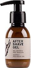 Парфюмерия и Козметика Омекотяващ гел за след бръснене - Nook Dear Beard After Shave Gel