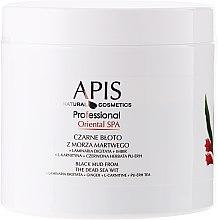Парфюми, Парфюмерия, козметика Лечебна кал от Мъртво море - APIS Professional Oriental Spa Dead Sea Black Mud
