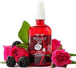 Парфюмерия и Козметика Освежаващ тоник за лице с роза и къпина - Uoga Uoga Refreshing Face Tonic