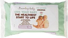 Парфюми, Парфюмерия, козметика Детски мокри кърпички, без аромат - Beaming Baby Organic Baby Wipes