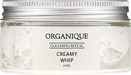 Парфюмерия и Козметика Пяна за тяло с мляко - Organique HomeSpa