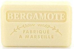 Парфюмерия и Козметика Марсилски сапун с бергамот - Foufour Savonnette Marseillaise Bergamote
