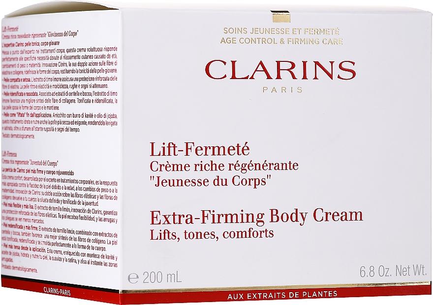Възстановяващ крем за тяло - Clarins Extra-Firming Body Cream — снимка N2