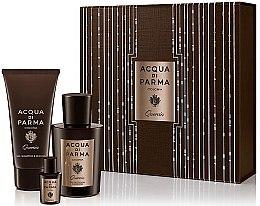 Парфюми, Парфюмерия, козметика Acqua di Parma Colonia Quercia - Комплект (edc/100ml + edc/5ml + sh/gel/75ml)