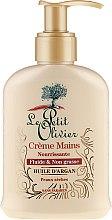 Парфюми, Парфюмерия, козметика Подхранващ крем за ръце - Le Petit Olivier Nourishing Hand Cream with Argan Oil