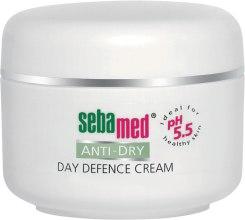 Парфюми, Парфюмерия, козметика Овлажняващ дневен защитен крем - Sebamed Anti Dry Day Defence Cream