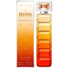 Парфюми, Парфюмерия, козметика Hugo Boss Boss Sunset - Тоалетна вода