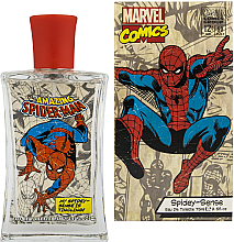 Парфюми, Парфюмерия, козметика Marvel Comics Spiderman - Тоалетна вода