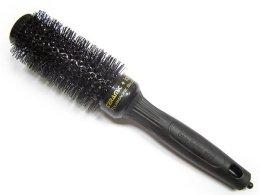Парфюмерия и Козметика Четка за коса 35мм - Olivia Garden Ceramic+ion Thermal Brush Black d 35