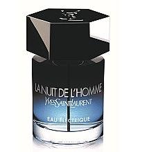 Парфюмерия и Козметика Yves Saint Laurent La Nuit De L'homme Eau Electrique - Тоалетна вода