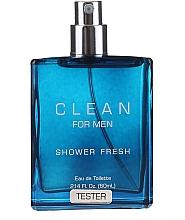 Парфюмерия и Козметика Clean Shower Fresh For Men - Тоалетна вода (тестер без капачка)