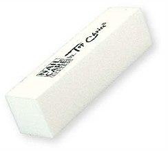 Парфюмерия и Козметика Полираща пиличка за нокти, 70143, бяла - Top Choice
