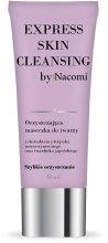 Парфюми, Парфюмерия, козметика Почистваща маска за лице - Nacomi Express Skin Cleansing