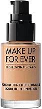 Парфюмерия и Козметика Фон дьо тен - Make Up For Ever Liquid Lift Foundation