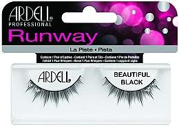 Парфюми, Парфюмерия, козметика Изкуствени мигли - Ardell Runway Lashes Beautiful Black